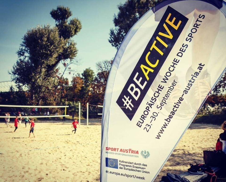 BeActive Europäische Woche des Sports 2021