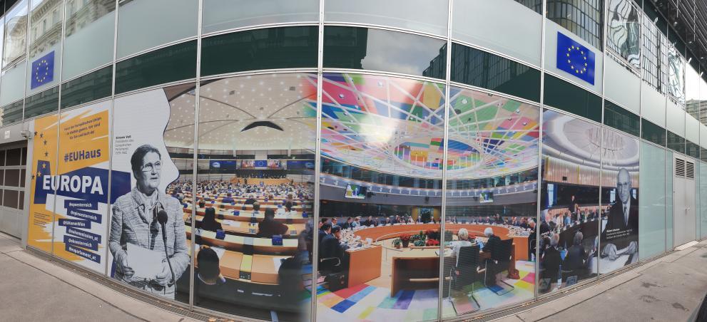 Haus der EU - Wien